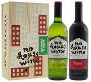 No House Wine - Bordeauxkist - 2 x 0.75L - n.m.