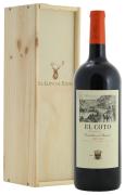 El Coto de Rioja - El Coto Crianza Magnum in geschenkverpakking - 1.5L - 2016
