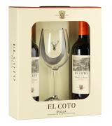 El Coto de Rioja - El Coto Crianza in geschenkverpakking - 0.75L - 2016