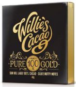 Willie's Cacao - 100% Pure Gold - 40 gram