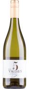 Les 5 Vallees - Chardonnay - 0.75 - 2019