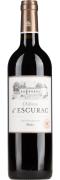 Chateau d'Escurac - Medoc Cru Bourgeois - 0.75 - 2016