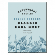 Cartwright & Butler - Earl Grey Thee - 10 x 3 gram