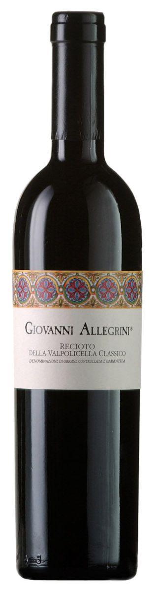 Afbeelding van Allegrini Recioto della Valpolicella 0,5 2012