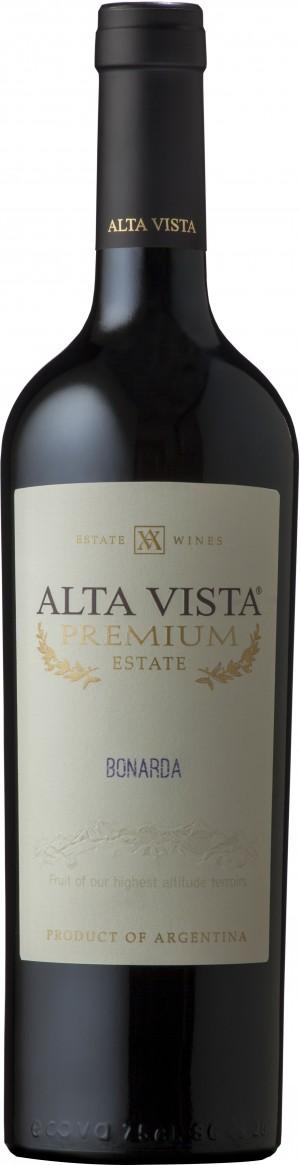 Afbeelding van Alta Vista Premium Bonarda 0,75 2015