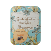Amatller - Gevulde Bloemblaadjes met sinaasappel - 72 gram