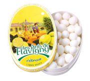 Anis de Flavigny - Anijspastilles met citroensmaak in bewaarblik - 50 gram