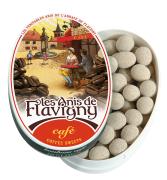 Anis de Flavigny - Anijspastilles met koffiesmaak in bewaarblik - 50 gram