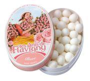 Anis de Flavigny - Anijspastilles met rozensmaak in bewaarblik - 50 gram