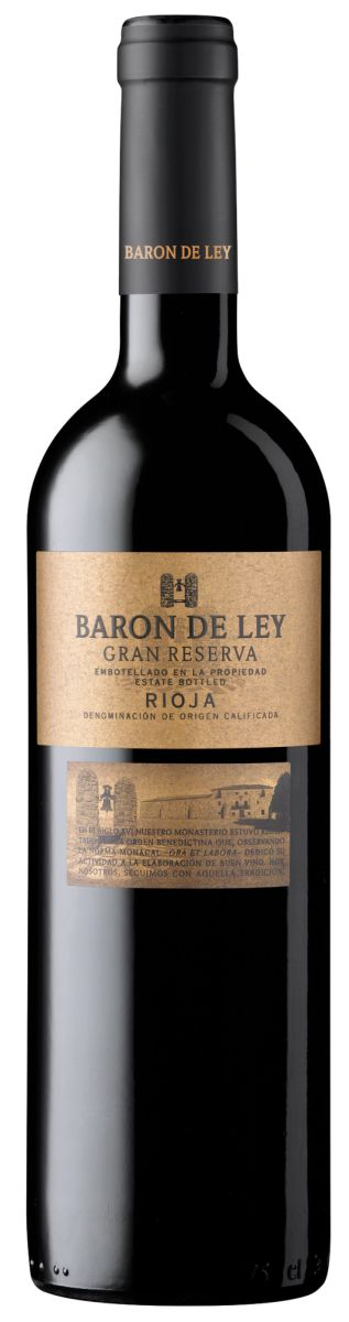 Afbeelding van Barón de Ley Gran Reserva 0,75 2012