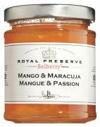 Belberry - Mango & passievrucht confiture - 215 gram