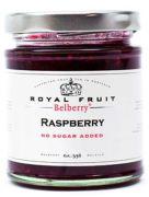 Belberry - Suikervrije frambozen confiture - 215 gram