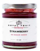 Belberry - Suikervrije Aardbeien confiture - 215 g