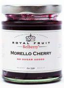 Belberry - Suikervrije Morello kersen confiture - 215 gram