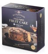 Buckingham Cakes - Klassieke fruit cake met Courvoisier Cognac V.S. - 280 gram