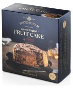 Buckingham Cakes - Klassieke fruit cake met The Famous Grouse Scotch Whisky - 280 gram