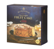 Buckingham Cakes - Klassieke fruit cake met Cointreau likeur - 280 gram