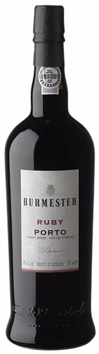 Afbeelding van Burmester Ruby Port 0,75