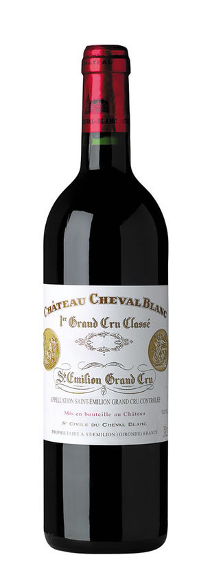 Afbeelding van Château Cheval Blanc 0,75 2015