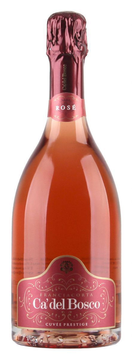Afbeelding van Ca' del Bosco Franciacorta DOCG Rosé Prestige Cuvée 0,75