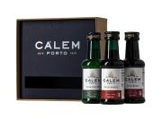 Calem Porto - Giftpack 3 Miniatures - 3 stuks - 0.05L - n.m.