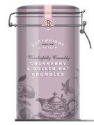 Cartwright & Butler - Havermout biscuits met cranberry in bewaarblik - 200 gram