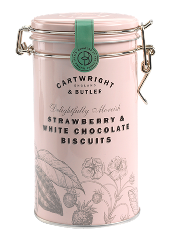 cartwright butler strawberry white chocolate biscuits