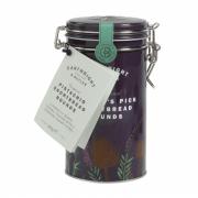 Cartwright & Butler - Zandkoekjes met pistache in bewaarblik - 200 gram