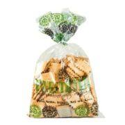 Casa Vecchio Mulino - Italiaanse crackers met rozemarijn - 250 gram