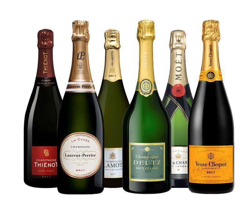 champagne proefpakket