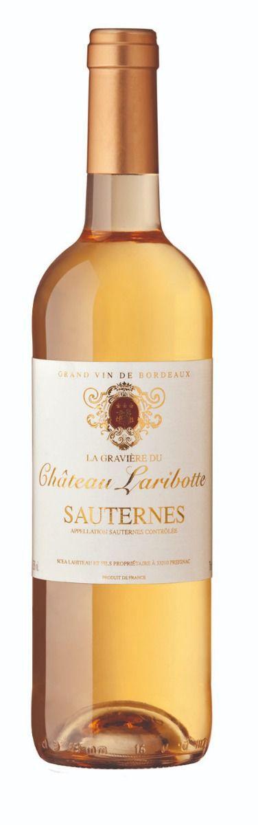 Afbeelding van Château Laribotte Sauternes 0,75 2016