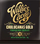 Willie's Cacao - Peruvian Gold 70% - Chulucanas - 50 g