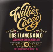 Willie's Cacao - San Agustin Gold Colombian 88% - 50 gram