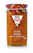 Cottage Delight - Bloedsinaasappel marmelade - 350 gram