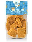 Cottage Delight - Gezouten karamel fudge - 150 gram