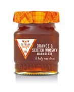 Cottage Delight - Sinaasappel en Scotch Whisky marmelade - 113 gram