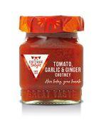 Cottage Delight - Tomaat, knoflook & gember chutney - 105 gram