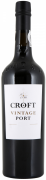 Croft Port - Vintage - 0.75 - 2000