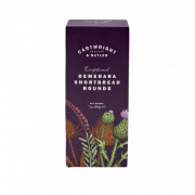 Cartwright & Butler - Demerara Shortbread Rounds - 200 gram