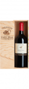 Domaine Paul Mas - Vignes de Nicole Cabernet Sauvignon Merlot in houten kist - 3L - 2018