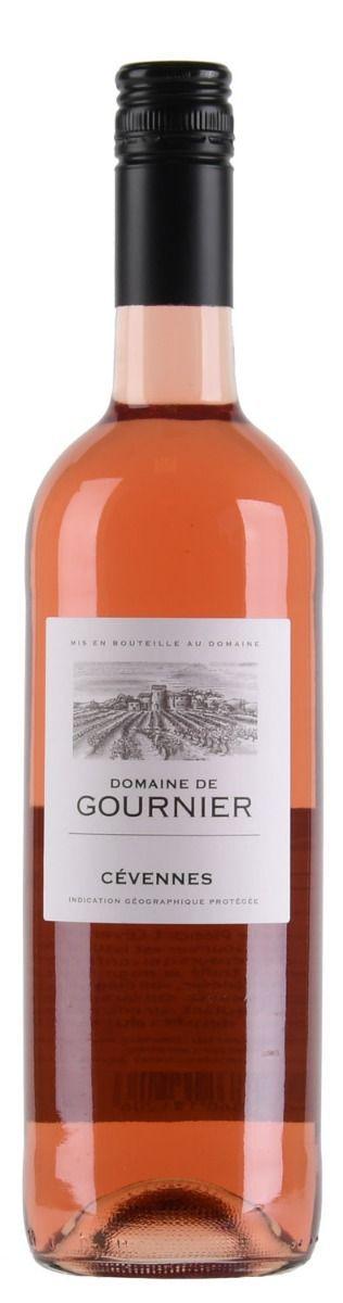 Afbeelding van Domaine de Gournier Cévennes Tradition Rosé 0,75 2017
