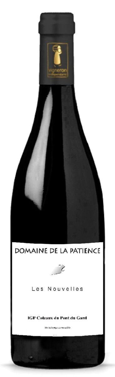 Afbeelding van Domaine de la Patience Les Nouvelles Chardonnay 0,75 2017