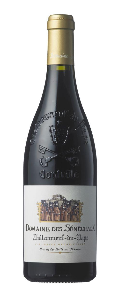Afbeelding van Domaine des Sénéchaux Châteauneuf du Pape Rouge 0,75 2015