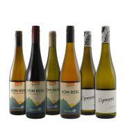Duits wijnpakket - 0,75 - 6 stuks