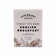 Cartwright & Butler - English Breakfast Thee - 10 x 3 gram