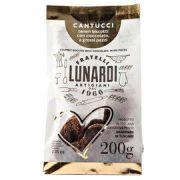 Fratelli Lunardi - Cantucci - Chocolade - 200 g