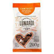 Fratelli Lunardi - Cantucci - Chocolade met Sinaasappel - 200 g
