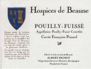 Hospices de Beaune - Pouilly-Fuissé Cuvée Françoise Poisard in kist - 1,5 - 2016