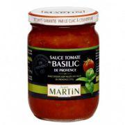 Jean Martin - Tomatensaus met Basilicum - 240 gram