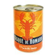 La Belle-Iloise - Bisque de Homard - Kreeftensoep - 400 gram